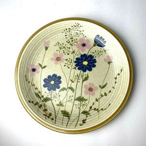 Mikasa C1054 Nature's Song Pink N' Pretty Plate